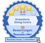 Unawatuna Diving Center trip Advisor Certificate